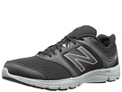 New Balance M850v1 Black, Silver Shoes