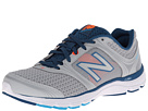 New Balance W850v1 Silver, Blue Shoes