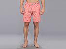 Sperry Top-Sider - Lobster Time 19 Watershort (Red) - Apparel