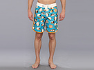Sperry Top-Sider - Catch of the Day 19 Boardshort (Blue) - Apparel