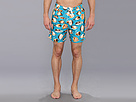 Sperry Top-Sider - Catch of the Day 16 Volley Short (Blue) - Apparel