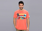 Sperry Top-Sider - California Dreaming T-Shirts (Hot Coral)