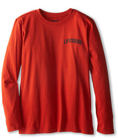 Life is good Kids - XLarge Snowboard Easy Long Sleeve (Little Kid/Big Kid)