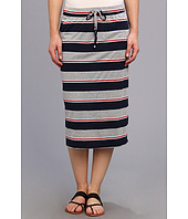 Allen Allen - Stripe Skirt