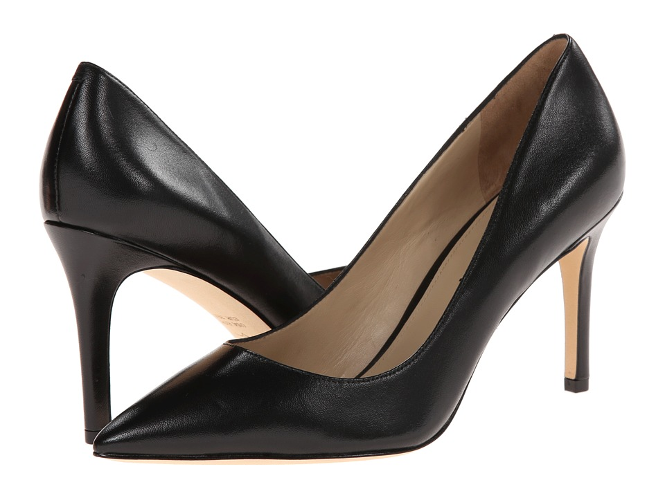 Via Spiga - Carola (Black Nappa Leather) High Heels