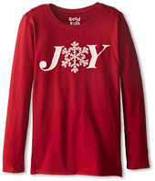 Life is good Kids - Joy Easy Long Sleeve (Little Kid/Big Kid)