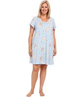 Carole Hochman - Plus Size Country Garden Sleepshirt