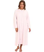 Carole Hochman - Plus Size Zip Front Robe