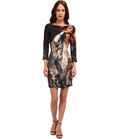 Just Cavalli - LS Printed Dress