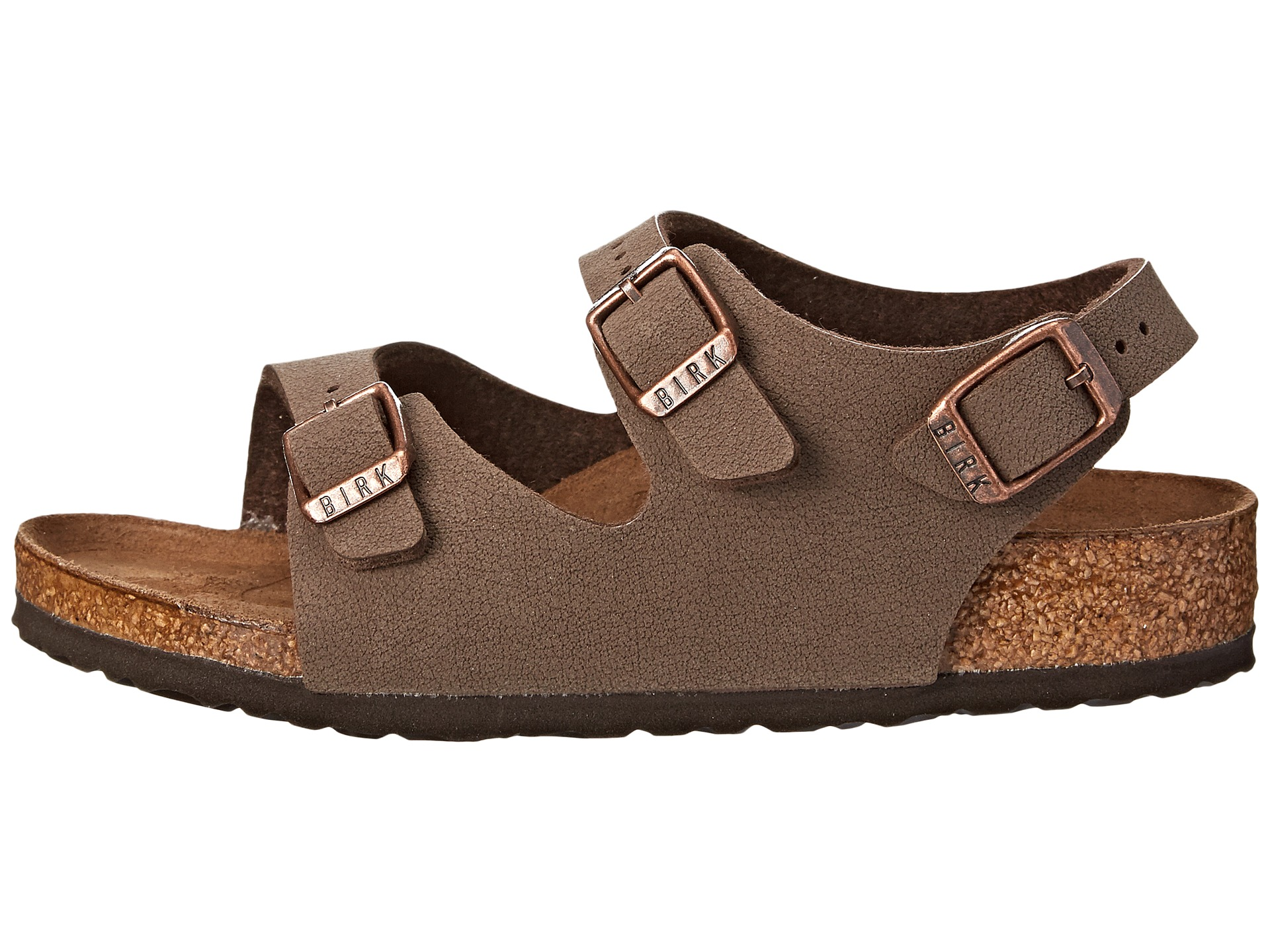 birkenstock roma sandals for big kids on sale