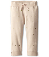 Stella McCartney Kids - Zoey Girls Sweatpant w/ Gold Heart Studs (Toddler/Little Kids/Big Kids)