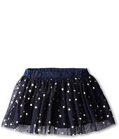 Stella McCartney Kids - Honey Girls Tulle Skirt w/ Gold Hearts