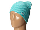 Neff Daily Heather Beanie (Teal/White)