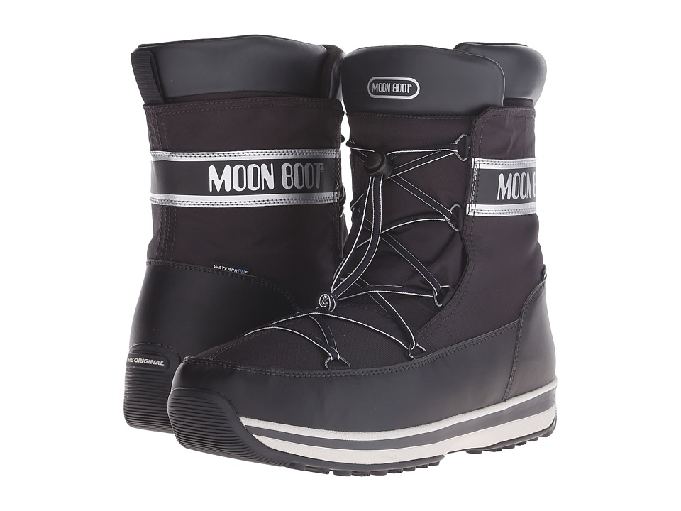 Tecnica Moon Boot Lem Black Mens Cold Weather Boots