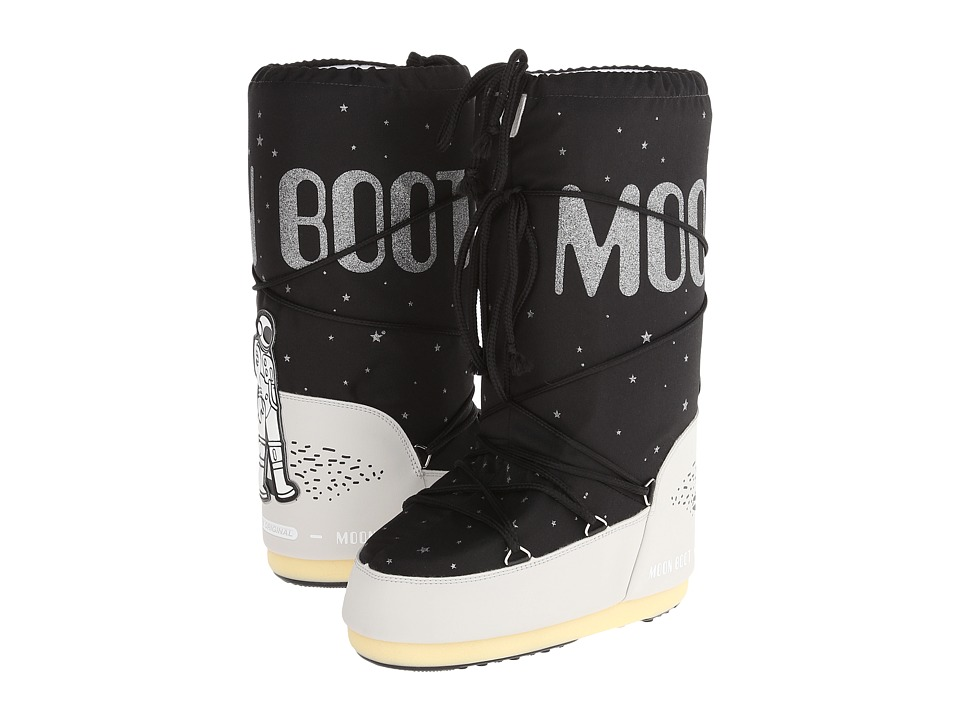 Tecnica - Moon Boot Space (Black) Cold Weather Boots