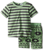 Splendid Littles - Print & Stripe Mix Aztec Set (Infant)