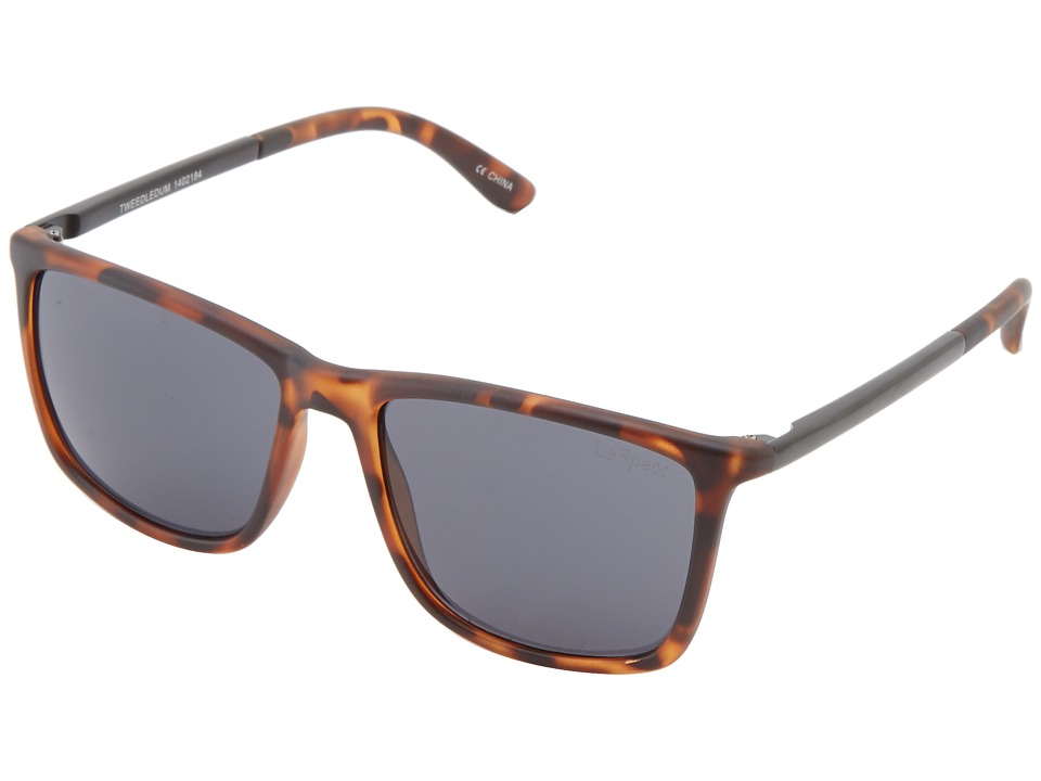 Le Specs - Tweedledum (Tortoise) Fashion Sunglasses