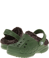 Crocs Kids - Baya Heathered Lined Clog (Toddler/Little Kid)