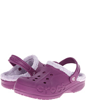 Crocs Kids - Baya Fleece Clog (Toddler/Little Kid)