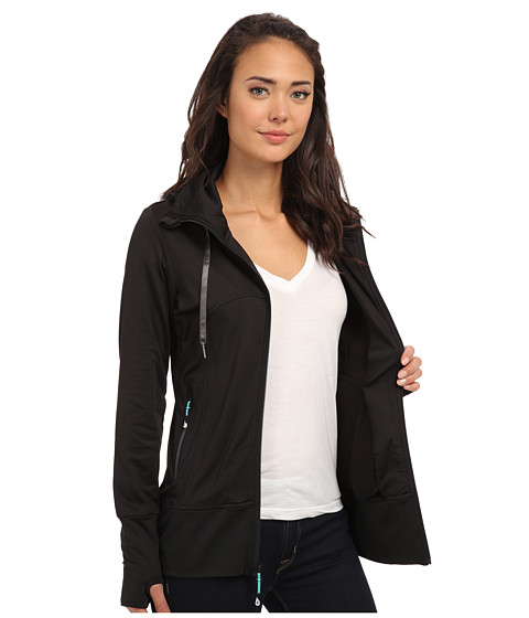 Black womens Volcom Snow Covey Jacket Zappos