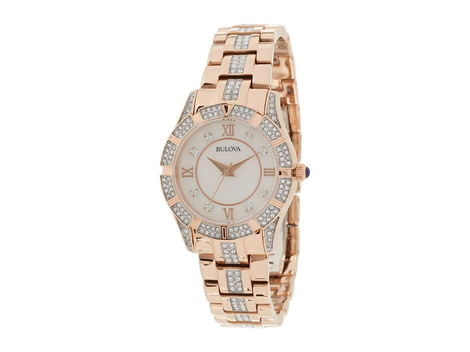 Bulova - Ladies Crystal - 98L197