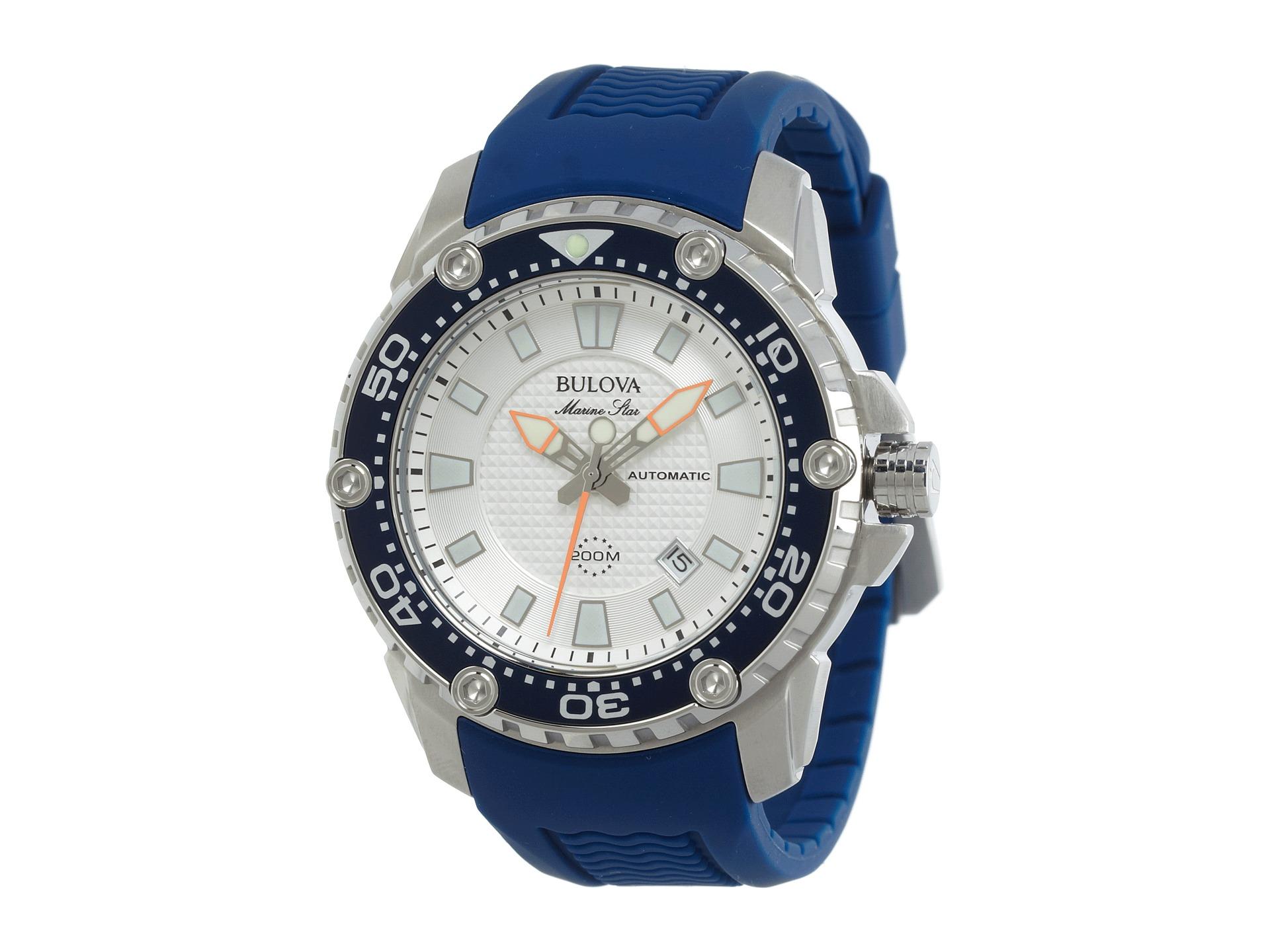 Bulova Mens Marine Star 98b208, Watches