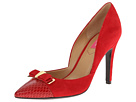 Isaac Mizrahi New York - Lizette (Red/Red) - Footwear