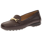 Geox Donna Euro 51 (Coffee) Women's Slip on Shoes