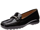 Geox Donna Euro 54 (Black) Women's Slip on Shoes