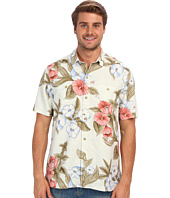 Tommy Bahama - Island Modern Fit Floral Persuasion S/S Camp Shirt
