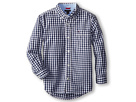 Tommy Hilfiger Kids Baxter L/S Woven Shirt (Toddler/Little Kids)