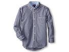 Tommy Hilfiger Kids - Baxter L/S Woven Shirt (Toddler/Little Kids)