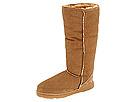 Minnetonka - 14 Sheepskin Pug Boot (Golden Tan Sheepskin) - Footwear, Dress Shoes, Womens, Wide Fit, Wide Widths