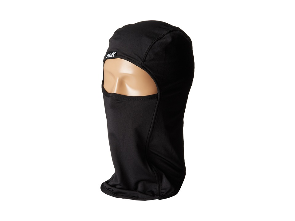 Neff Balaclava Black Traditional Hats
