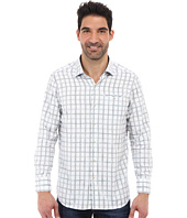 Tommy Bahama - Island Modern Fit Basket Space L/S Shirt