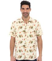 Tommy Bahama - Island Modern Fit Leisure League S/S Camp Shirt