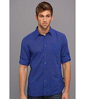 John Varvatos Star U.S.A. - Floral Roll Sleeve Shirt W387Q1B