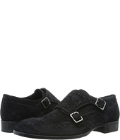 Alexander McQueen - Studded Double Buckle Monk Shoe