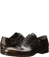 Alexander McQueen - Washed Cap Toe Oxford