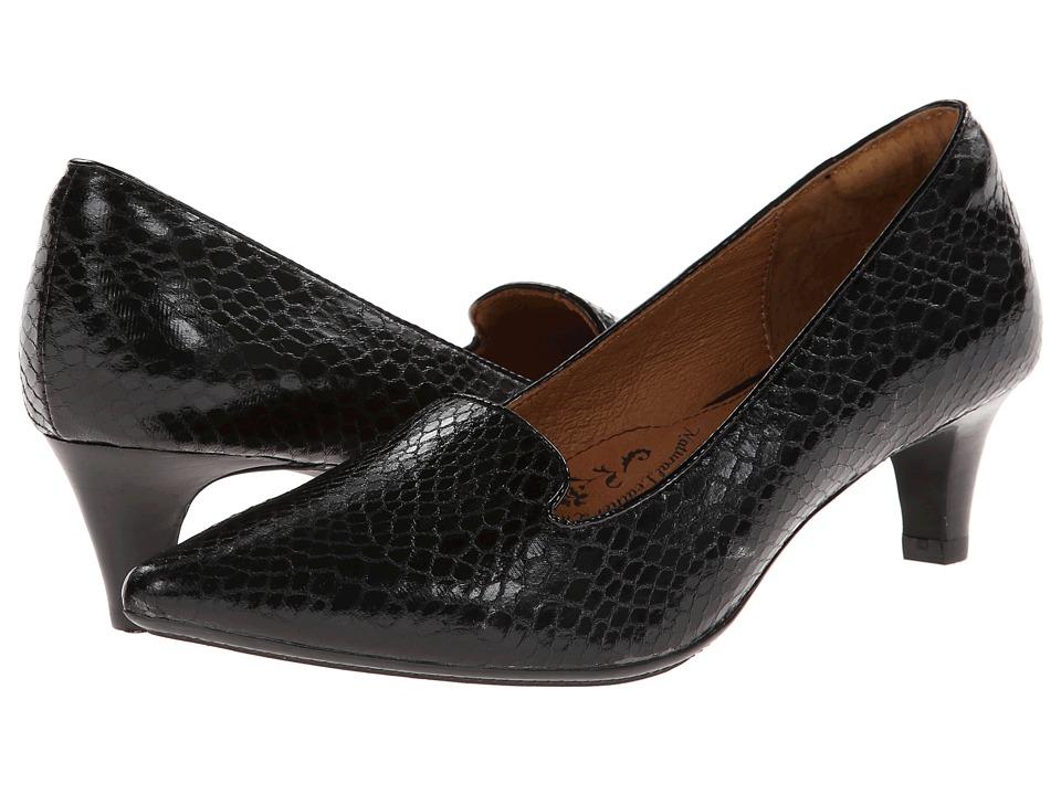 Sofft - Vesper Black Womens Shoes $91.95 AT vintagedancer.com