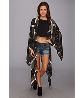 Free People - Festival Scarf Print Duster