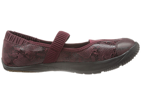 Kalso Earth Intrigue Too Merlot Printed Suede 6pmcom