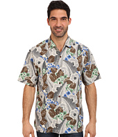 Tommy Bahama - Al Deco S/S Camp Shirt