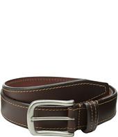 Johnston & Murphy - Contrast Stitched Belt