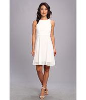 Vince Camuto - Square Eyelet Dress