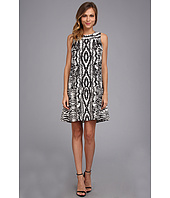 Vince Camuto - S/L Tribal Impression Dress