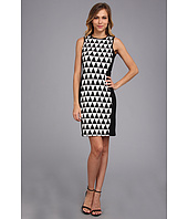 Vince Camuto - S/L Large Pyramind Dress