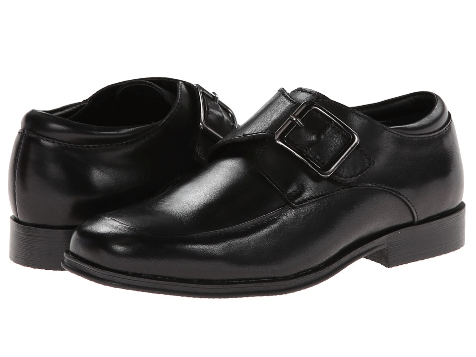 Kenneth Cole Reaction Kids - In the Club (Little Kid/Big Kid) (Black) Boys Shoes