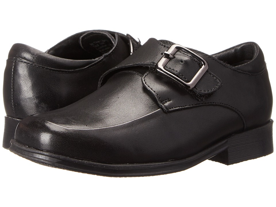 Kenneth Cole Reaction Kids - In the Club 2 (Toddler/Little Kid) (Black) Boys Shoes