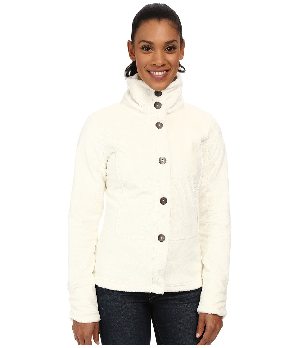Hot Chillys La Reina Peplum Jacket Cr me Womens Jacket